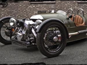 Morgan Three-Wheeler de 1909.