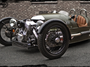 Morgan Three-Wheeler de 1909.
