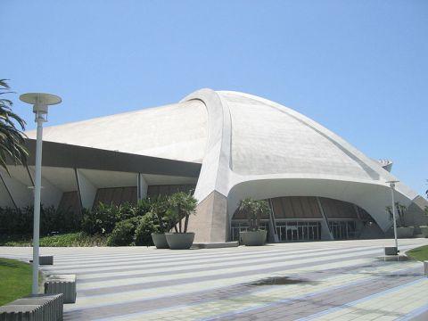 Centro de Convenciones de Anaheim, California (Adrian Wilson & cía).