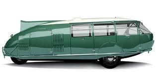 El automóvil Dymaxion.