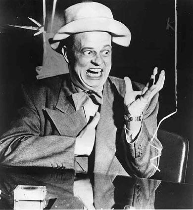 """Earl """"Madman"""" (""""el loco"""") Muntz, promotor del Trend Home de Jacque Fresco."""