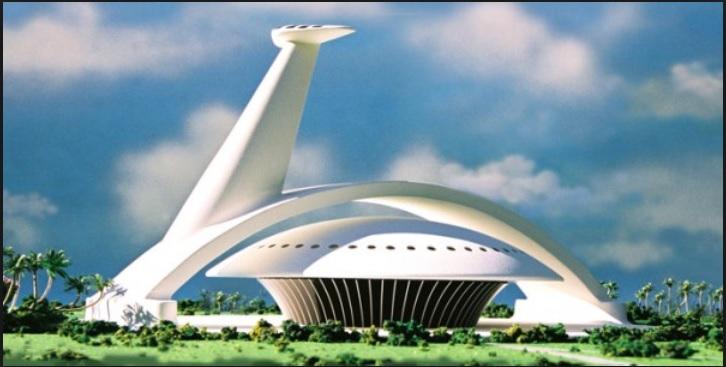 Edificio del Proyecto Venus. Figura 3. Sin comentarios... más bien, sin palabras.