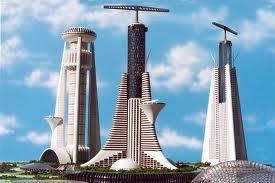 Rascacielos (eso dice Fresco) del Proyecto Venus. Figura 6.