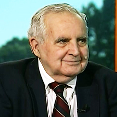 Charles Peters, periodista estadounidense fundador de