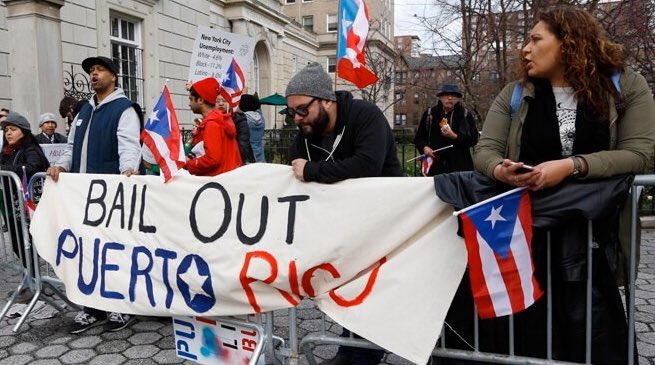 Puerto-Rico bail out
