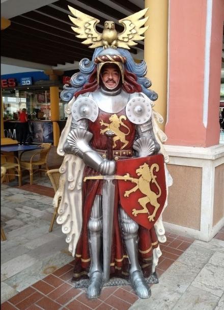 Chema knight