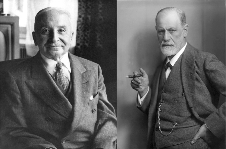 ludwig-von-mises-and-Freud